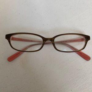 Oliver People's eyeglass frames